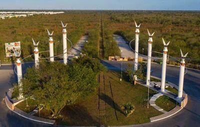 México plantea construir diez parques solares para abastecer el Tren Maya