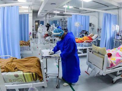 Salud reporta alrededor de 55 personas que aguardan ingresar a terapia