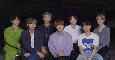 La Nación / BTS lideró el alza del mercado mundial de música