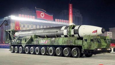 Washington minimiza lanzamiento de misiles de Corea del Norte