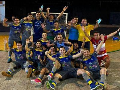 Futsal:  Nacional en pausa