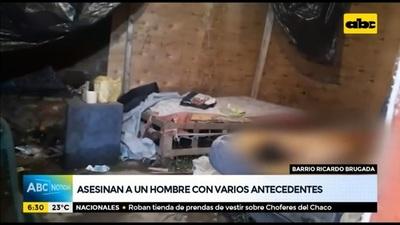 Asesinan a un hombre de varias puñaladas en el interior de su vivienda