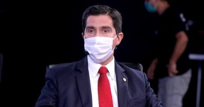 La Nación / Federico González reasumió como asesor de Abdo y presidirá Codena