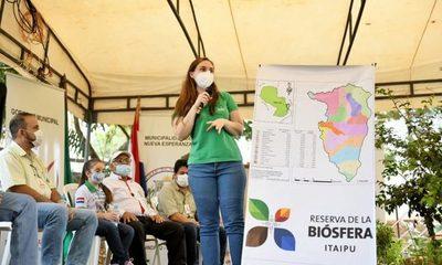 """Itaipú y municipios iniciaron una campaña de arborización """"Heñói"""" en áreas de la biósfera – Diario TNPRESS"""
