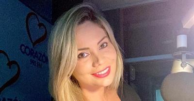 Dahiana Bresanovich vuelve a la radio tras su duro combate contra el COVID