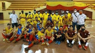 Grupos completos para el Nacional de Futsal FIFA Villarrica 2021