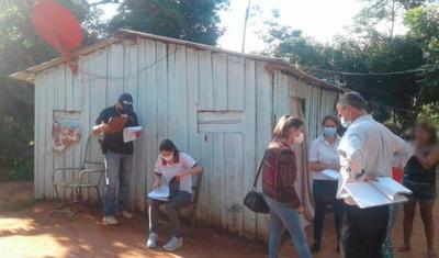 Denuncia hecha al 147 Fono Ayuda posibilita allanamiento en Caaguazú