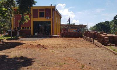 Bomberos de CDE pide escombros para nivelar predio