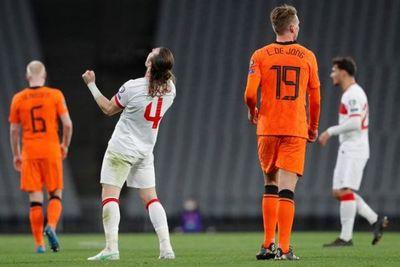 Holanda cae ante Turquía en el inicio de las eliminatorias europeas a Catar 2022