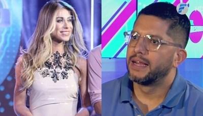 """Jessica Torres molesta con Arturito: """"Eso es tener maldad en el corazón"""""""