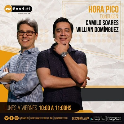 Hora Pico con Camilo Soares y Willian Dominguez