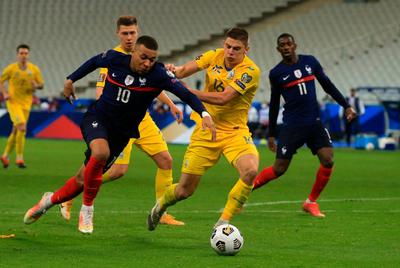Arranque con sorpresas en el clasificatorio europeo para Catar 2022