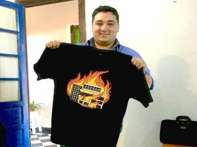 Crónica / Aipo ¿la diputada Amarilla bancaba a Stiben Patrón?