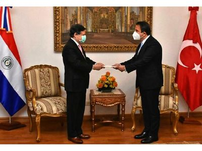 Nuevo embajador de Turquía inició proceso de acreditación