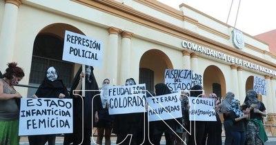 La Nación / Ciudadanos no cesan en sus reclamos