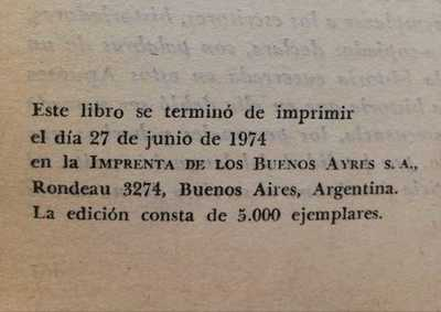 """Hace hoy 45 años se publicaba """"Yo el Supremo"""" en Buenos Aires"""