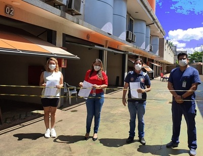 Dan de alta a últimos albergados de Alto Paraná