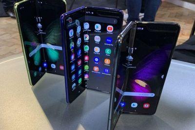 Samsung relanza el Samsung Galaxy Fold