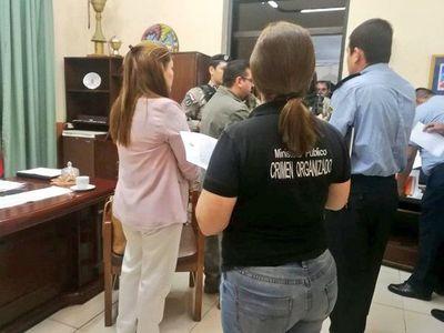Banda policial de presunto apoyo al nacrotráfico fue desarticulada