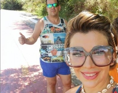 Marly dio su apoyo en redes sociales a Dionisio Amarilla