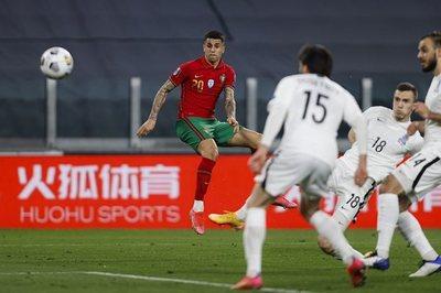 Pírrica victoria de la Portugal de Cristiano Ronaldo ante Azerbaiyán