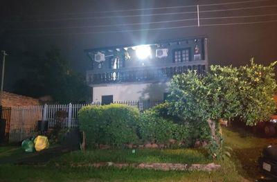 Denuncian a excomunicador chileno por hacer disparos al aire y por odio hacia paraguayos