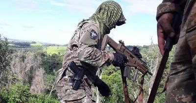 """El operativo """"Nueva Alianza XXV"""" ya genero perdidas de U$S 34 millones al narcotráfico"""