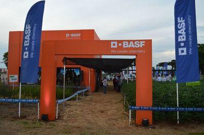 BASF lanzó sus nuevos fungicidas en Agroshow