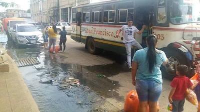 Grave deuda social: Apenas el 4% del Paraguay cuenta con el servicio de tratamiento cloacal