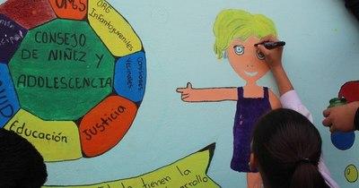 La Nación / ONG presentó su centro de excelencia en participación y protección de la niñez