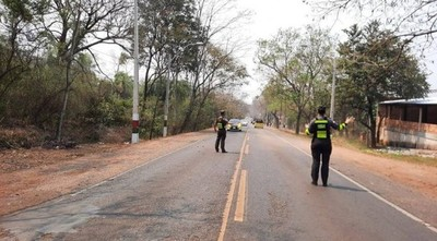 Cuarentena de Semana Santa: Patrulla Caminera anuncia controles en rutas del país