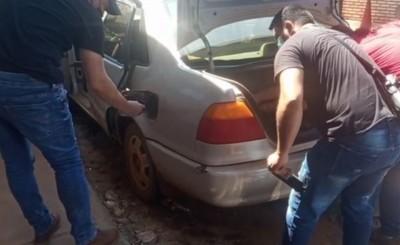 Antinarcóticos: Fallido intercepción de vehículo en busca de drogas