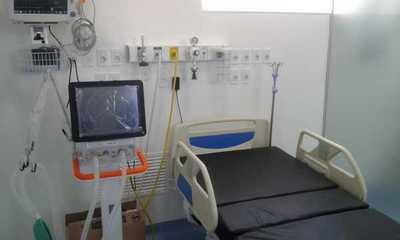IPS de Concepción: unidad de terapia se encuentra a punto de habilitación