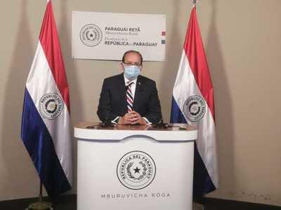 Director paraguayo interino promete priorizar revisión del Anexo C del Tratado de Itaipú