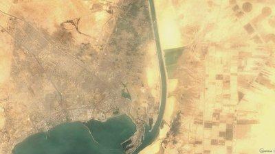 Conozca porqué el bloqueo del canal de Suez afectará la economía mundial