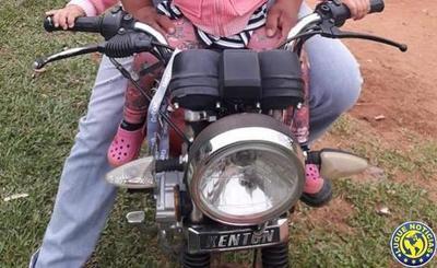 Ladrones dejaron sin moto a un trabajador •