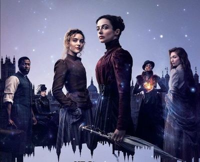 The Nevers: thriller victoriano de mujeres con superpoderes