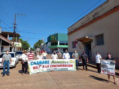 Chicanean preliminar para juicio oral sobre contaminación del Caañabé