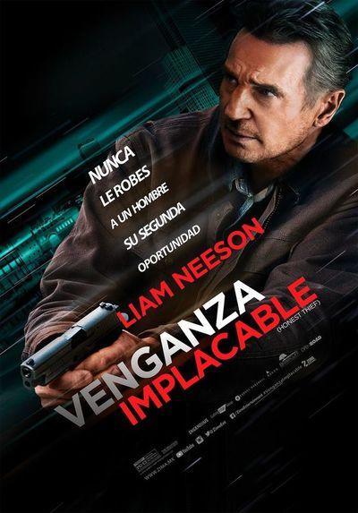 Venganza implacable (2D)