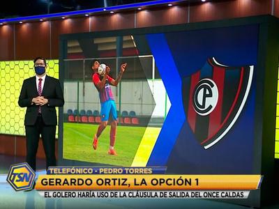 Pedro Torres informa sobre la posible llegada de Ortiz a Cerro