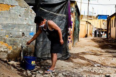 Lima tuvo un 6,8 % menos de agua potable en febrero por menor caudal de los ríos
