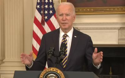 Presidente Joe Biden defiende su política migratoria y planea presentarse a la reelección