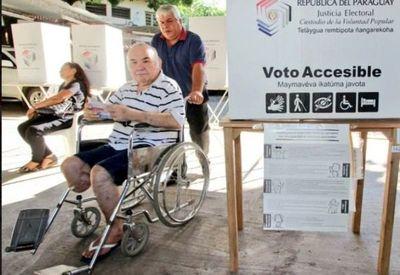 TSJE informa que hasta el 30 de marzo se puede solicitar Voto Accesible