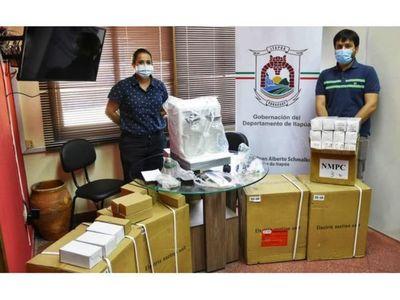 Hospital  Respiratorio de Encarnación, con otro millonario aporte