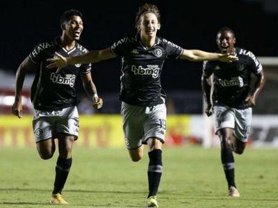 Galarza y Gómez anotan en Brasil