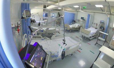 Habilitan más camas en el Hospital Nacional de Itauguá