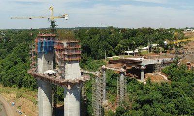 Adjudican primer lote de obras complementarios al puente Integración