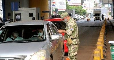 La Nación / Semana Santa: no habrá cierre de frontera, pero sí limitación de movilidad