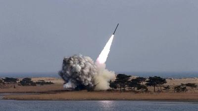 A pesar de la advertencia de Biden, Corea del Norte probó otro misil táctico