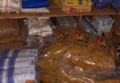 Gobernación de Caazapá entregó alimentos a hospitales
